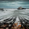 The Sea by Tsoncho Balkandjiev