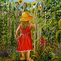 The Secret Garden by Inna Montano