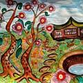 The Secret Garden by Nila  Poduschco