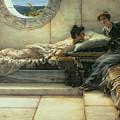 The Secret by Sir Lawrence Alma-Tadema