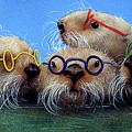 The See Otters... by Will Bullas