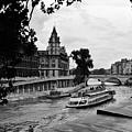The Seine Paris1 by Lee Santa