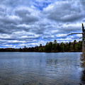 The Serenity Of Limekiln Lake by David Patterson