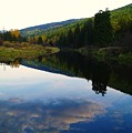 The Serenity Of The Moyie  by Jeff Swan