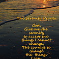 The Serenity Prayer by Lisa Wooten