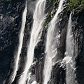 The Seven Sister Waterfall by Arild Lilleboe