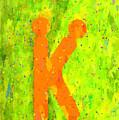 The Sexy K  - Orange -  - Pa by Leonardo Digenio