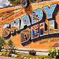 The Shady Dell Bisbee Az by Lynn Andrews