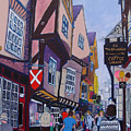 The Shambles by Frank Hiley