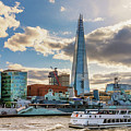 The Shard 02 by Angela Doelling AD DESIGN Photo and PhotoArt