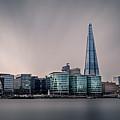 The Shard - City Skyline by Kelvin Trundle