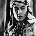 The Sheik, Rudolph Valentino, 1921 by Everett