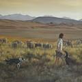 The Shepherdess by Mia DeLode