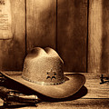 The Sheriff Office by American West Legend By Olivier Le Queinec