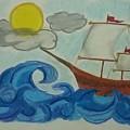 The Ship by Osama Khan