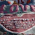 The Sinners Prayer On Salvation Mountain by Colleen Cornelius