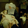 The Sisters Of Mercy by Henriette Browne
