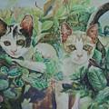 The Sisters by Sukalya Chearanantana
