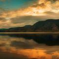 The Skaha Sunrise by Tara Turner