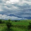 The Sky Has Fallen by Uri Baruch