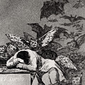 The Sleep Of Reason Produces Monsters by Goya