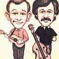 The Smothers Brothers by Cristophers Dream Artistry