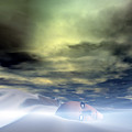 The Snow Queen by Sandra Bauser Digital Art