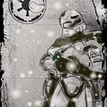 The Snowtrooper by Helge