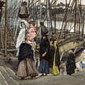 The Sojourn by Tissot