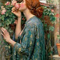 The Soul Of The Rose by John William Waterhouse