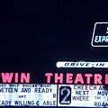 The South Expressway Drive Inn by Corky Willis Atlanta Photography