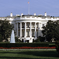 The South Side Of The White House by Taylor S. Kennedy