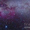 The Southern Milky Way by Alan Dyer
