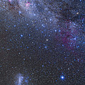 The Southern Sky And Milky Way by Alan Dyer