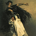 The Spanish Dancer by John Singer Sargent
