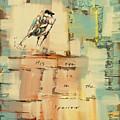 The Sparrow by Carrie Joy Byrnes