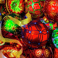 The Special Ornaments Of Christmas by Garry Gay