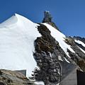 The Sphinx At Jungfrau by Jeffrey Hamilton