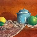 The Spice Jar by Patricia Lang