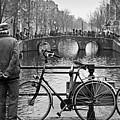 The Spirit Of Amsterdam by Carlos Alkmin