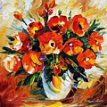 The Spring Is Here by Leonid Afremov