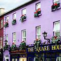 The Square House  Athlone Ireland by Teresa Mucha
