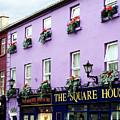 The Square House  Athlone Ireland by Teresa Mucha
