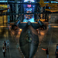 The Sr-71 by Daryl Clark