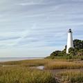 The St Marks Lighthouse by Wayne Denmark