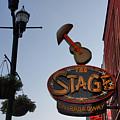 The Stage Nashville by Susanne Van Hulst