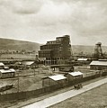 The Stanton Colliery Empire St. The Heights Wilkes Barre Pa Early 1900s by Arthur Miller