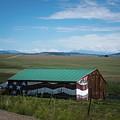 The Star Spangled Barn by Gayne Dorio