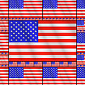 The Stars And Stripes 2 by Mike McGlothlen