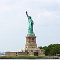 The Statue Of Liberty In New York City by Antonio Gravante